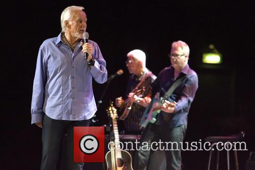 Kenny Rogers playing a headline at the Clyde...