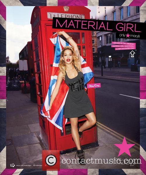 Rita Ora, Material Girl