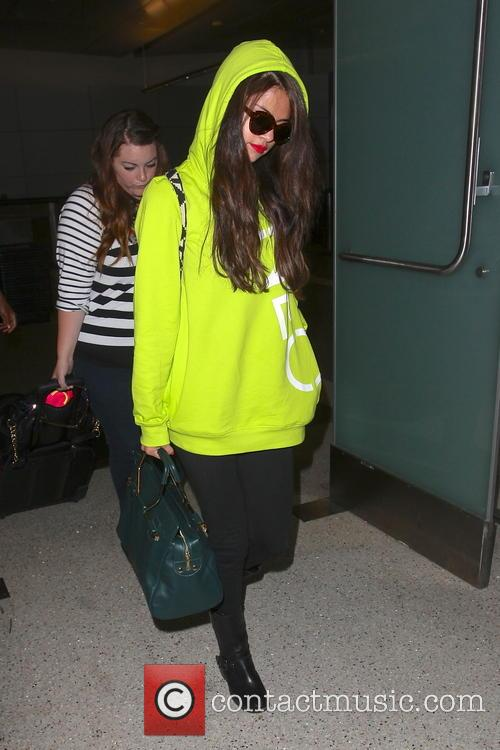 Selena Gomez, LAX