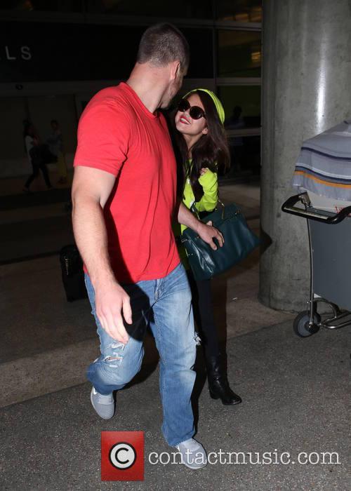 Selena Gomez and Brian Teefey 4