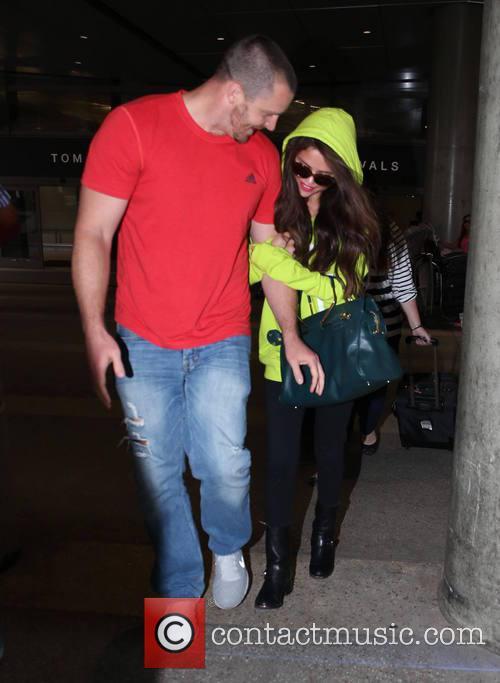 Selena Gomez and Brian Teefey 10