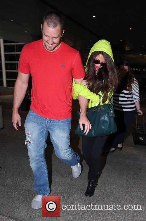 Selena Gomez and Brian Teefey 11