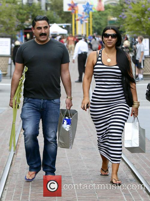'Shahs of Sunset' Reza Farahan and Asa Soltan...