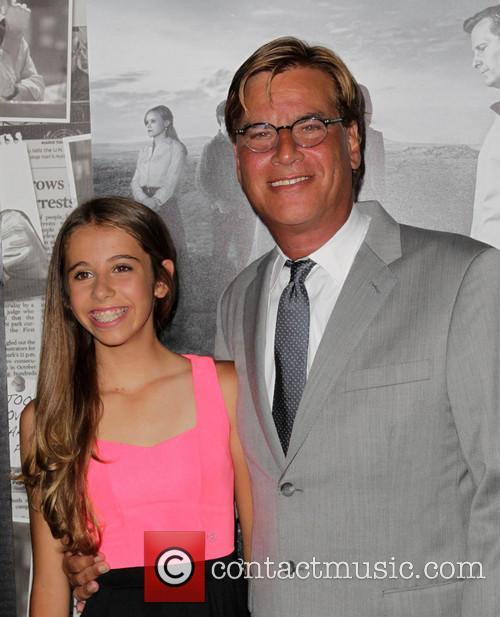 Aaron Sorkin and Roxy Sorkin 2
