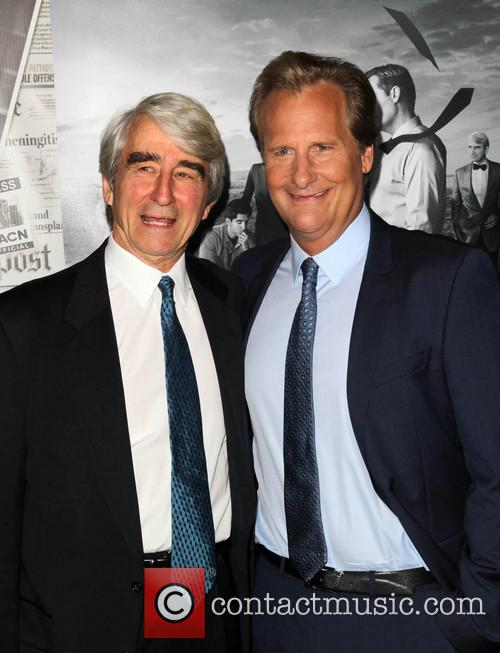 Sam Waterston and Jeff Daniels 9