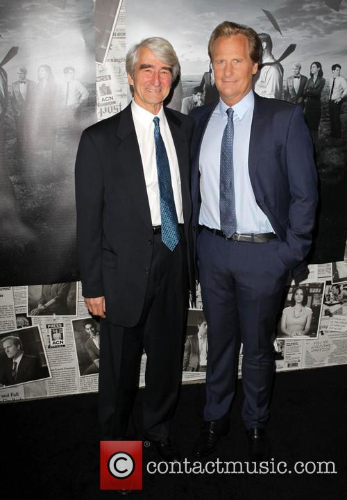 Sam Waterston and Jeff Daniels 1