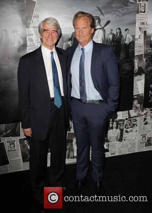 Sam Waterston and Jeff Daniels 6