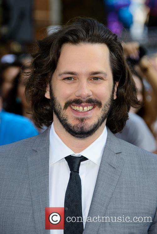 Edgar Wright At Premiere Of Worlds End