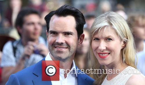Jimmy Carr and Karoline Copping 7