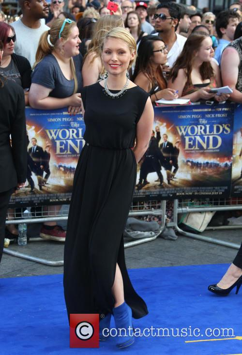 MyAnna Burring, Odeon Leicester Square