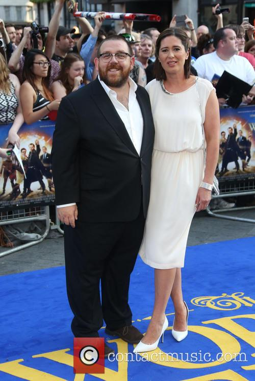 Nick Frost and Christina Frost 3