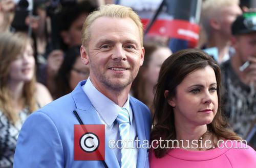 Simon Pegg and Maureen Pegg 5