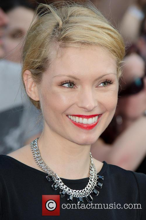 MyAnna Buring, Empire Leicester Square, Odeon Leicester Square