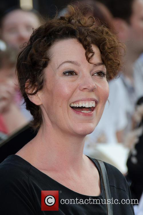 Olivia Colman, The World's End Premiere