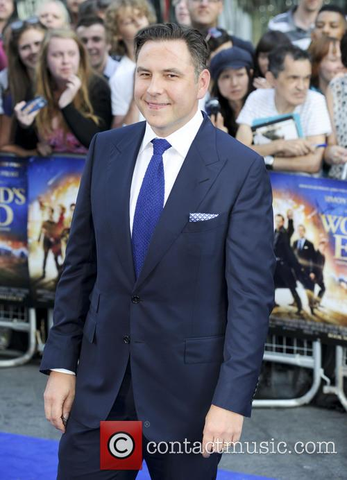 David Walliams, Empire Leicester Square