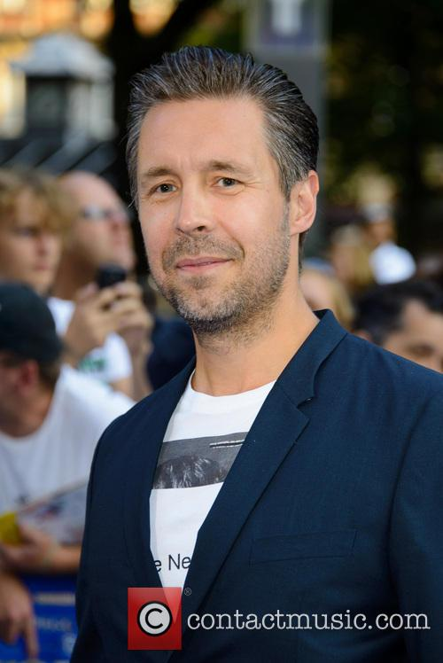 Paddy Considine, Odeon Leicester Square