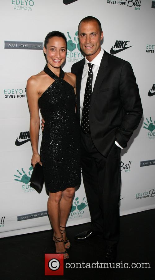 Angela Martini and Nigel Barker 1