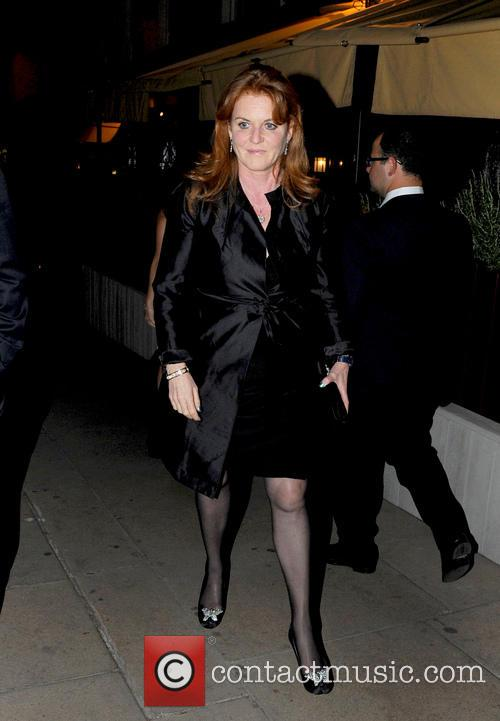 Sarah Ferguson, Mayfair