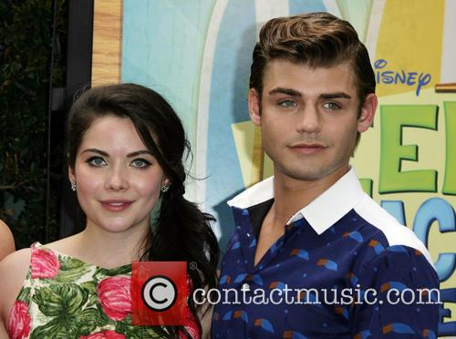 Grace Phipps and Garrett Clayton 2