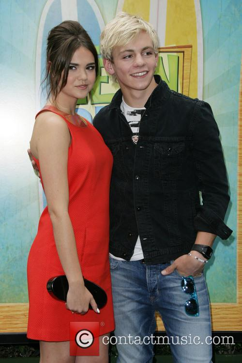 Maia Mitchell and Ross Lynch 2