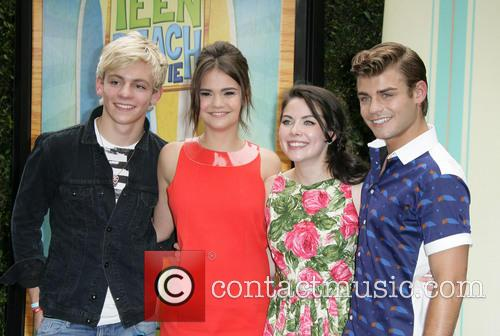 Ross Lynch, Maia Mitchell, Grace Phipps, Garrett Clayton, Disney