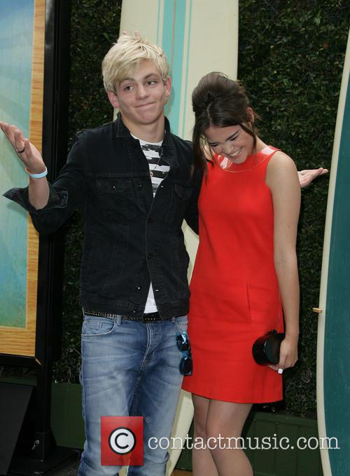 ross lynch maia mitchell teen beach movie 3755708