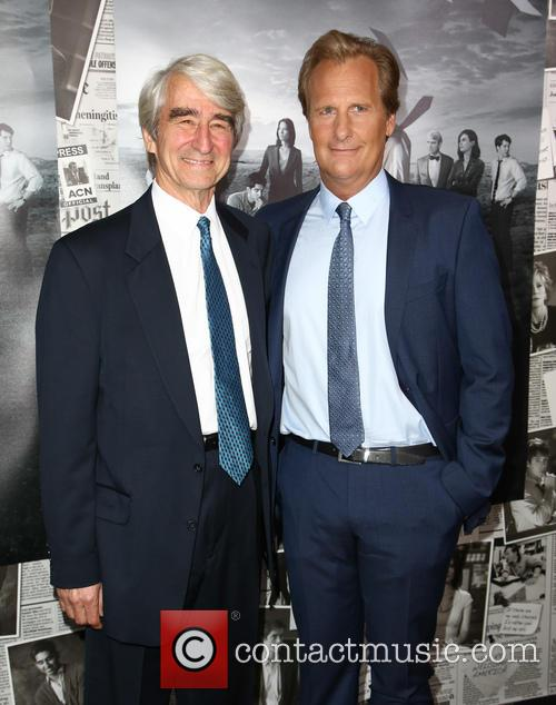 Jeff Daniels and Sam Waterson 8