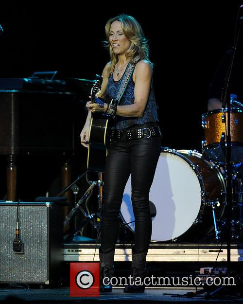 Sheryl Crow performs live in Daytona Beach