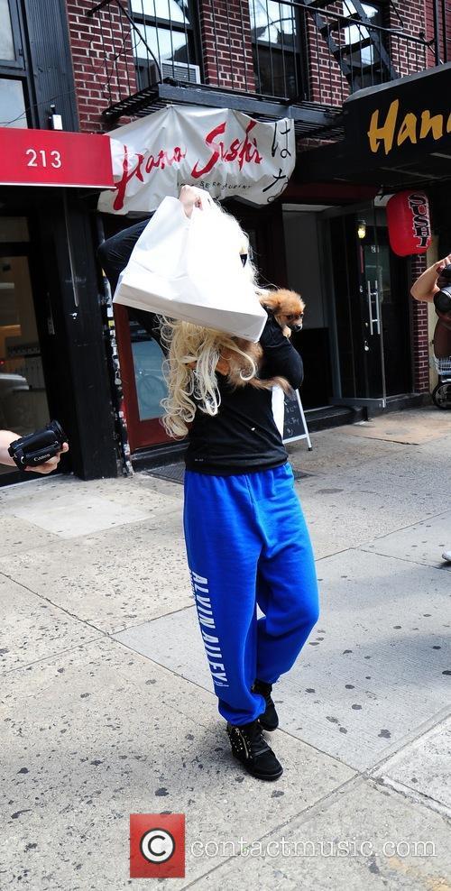 Amanda Bynes NYC
