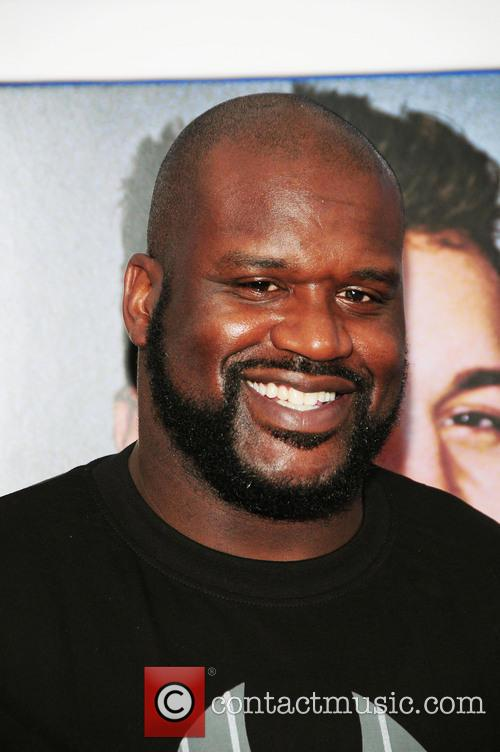 shaquille o'neal new york premiere screening 3755669