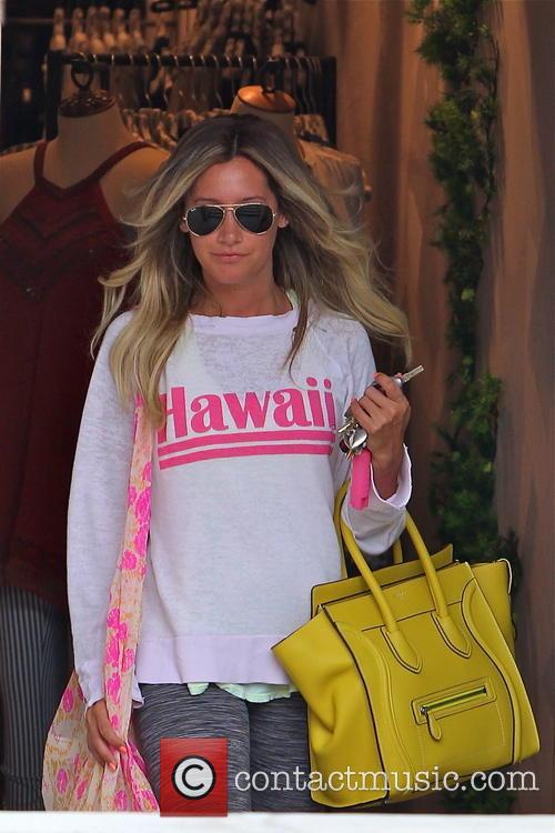 ashley tisdale ashley tisdale seen shopping 3757306