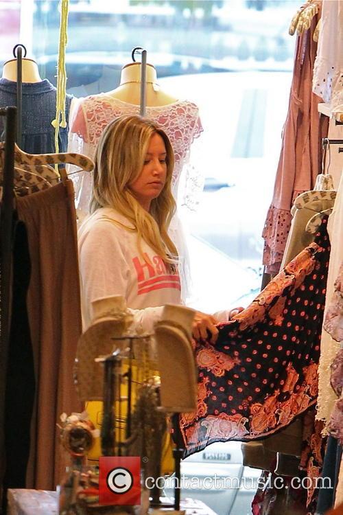ashley tisdale ashley tisdale seen shopping 3757308