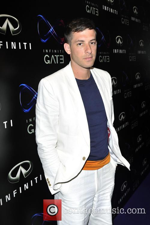 mark ronson infiniti gate experience party 3756758