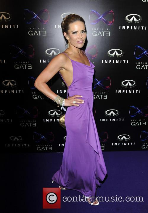 sophie anderton infiniti gate experience party 3756760