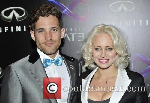 Max Rogers and Kimberly Wyatt 3