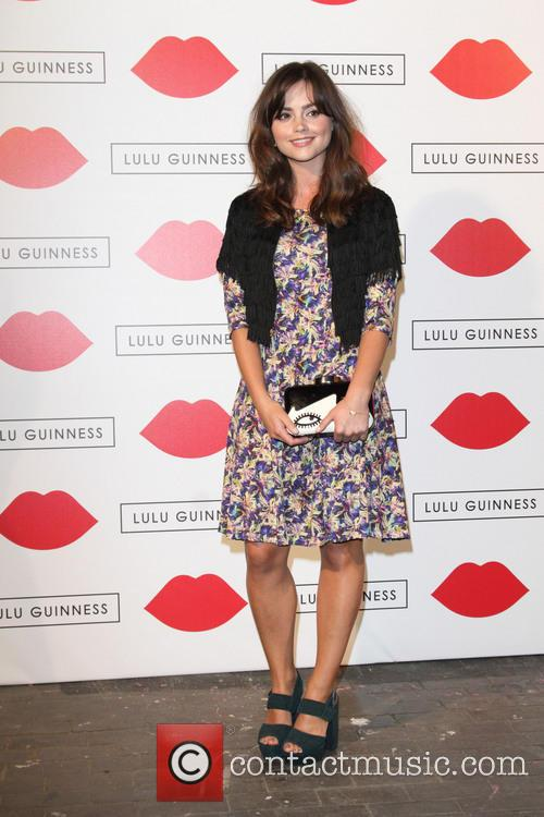 Jenna Louise Coleman, Old Sorting Office New Bond Street