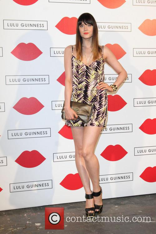 Lulu Guinness and Lilah Parsons 2