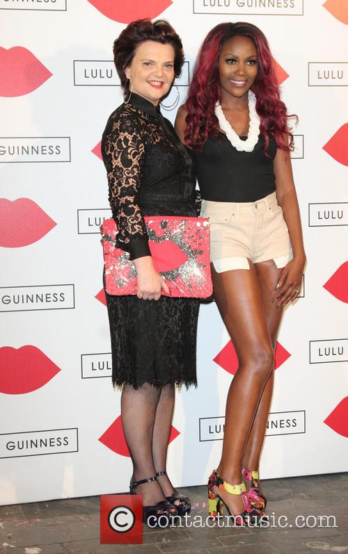 Lulu Guinness and Lulu James 3