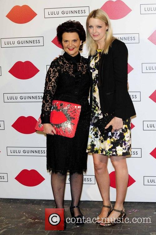 Lauren Laverne and Lulu Guinness 3