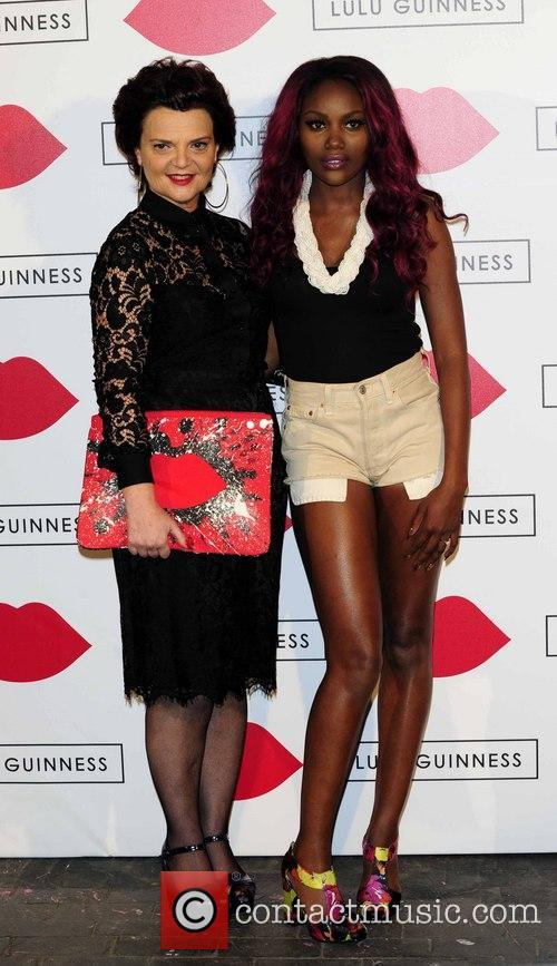 Lulu Guinness, Lulu James, the Old Sorting Office