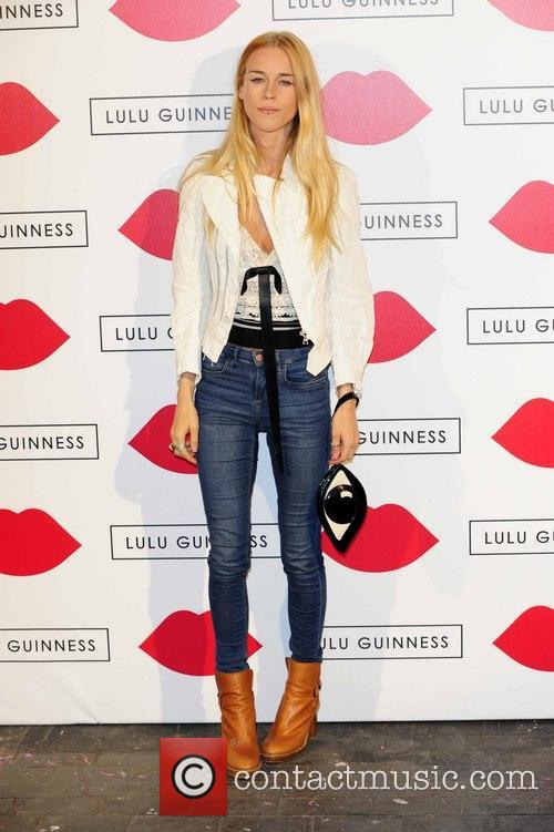 mary charteris lulu guinness paint project party 3758102
