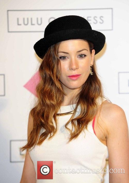 Roxanne McKee, the Old Sorting Office