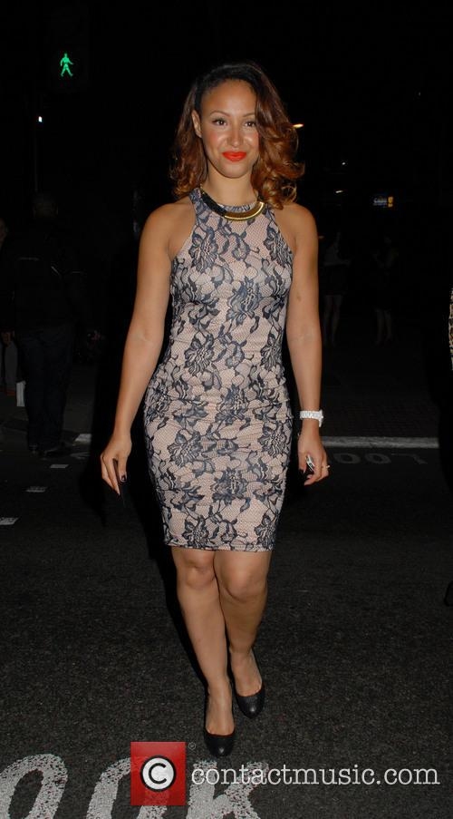 Amelle Berrabah 4