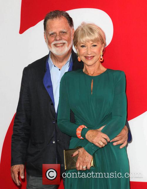 Taylor Hackford and Helen Mirren 5