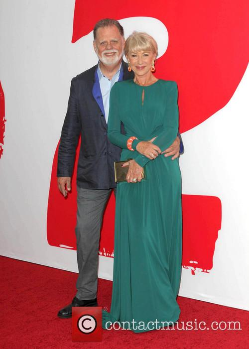 Taylor Hackford and Helen Mirren 7
