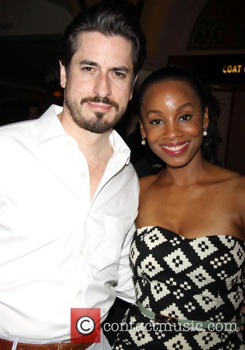 Matthew Saldivar and Anika Noni Rose 1