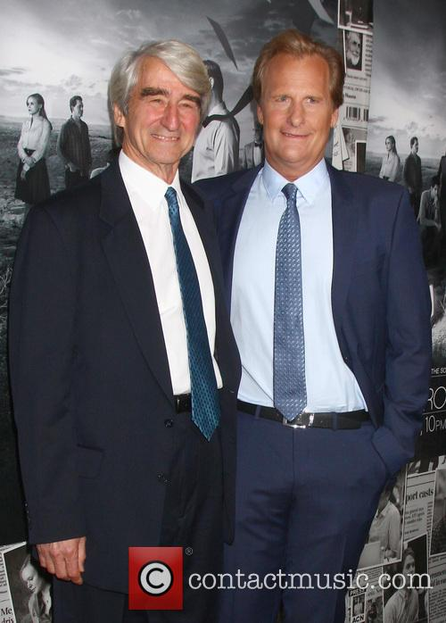 Sam Waterston and Jeff Daniels 4