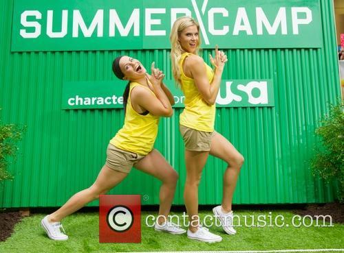 Summer Camp, Michelle Schexnayder and Brooke Mangum 3