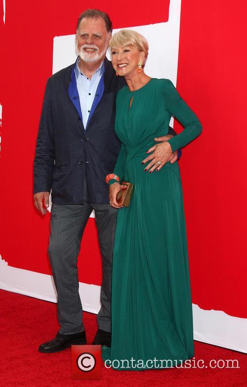 Taylor Hackford and Helen Mirren 8