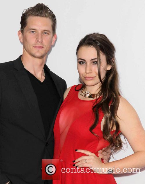 Sophie Simmons, Nick 'Mosh' Marshall, Westwood Village Theatre